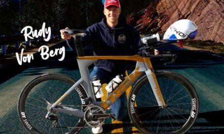 La saison 2020 de Rudy Von Berg