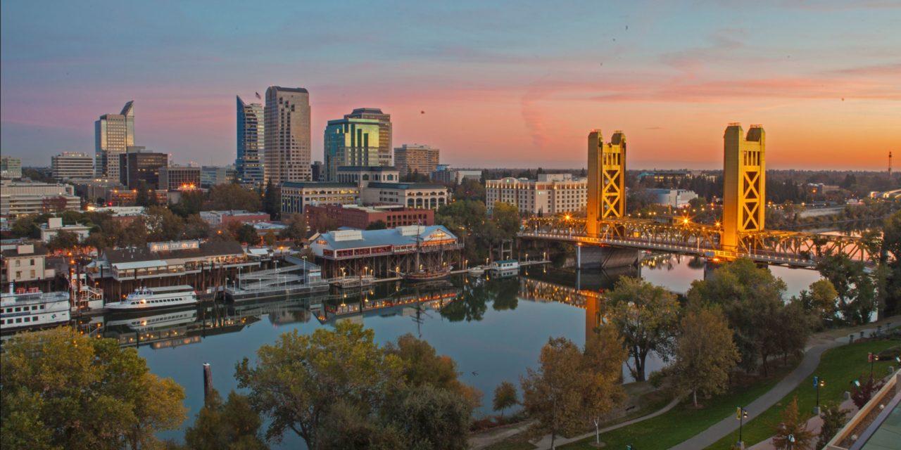 SACRAMENTO, CALIFORNIA AS HOST CITY OF NEW IRONMAN CALIFORNIA TRIATHLON