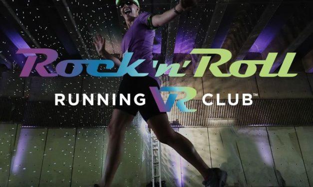 ROCK'N'ROLL LANCE UNE NOUVELLE PLATEFORME DE RUNNING VIRTUEL POUR RASSEMBLER LA COMMUNAUTE
