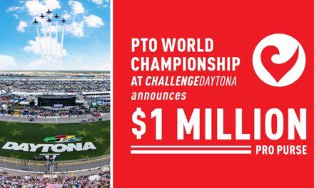 Professional Triathletes Organisation Annonce les championnats du Monde moyenne distance avec 1,.00.000 $ de primes au CHALLENGE DAYTONA