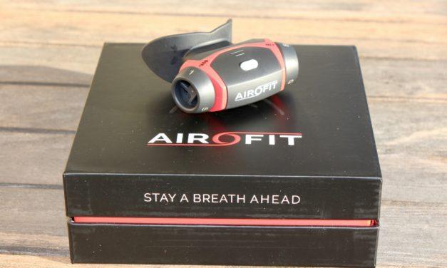 Airofit : optimisez votre entrainement !