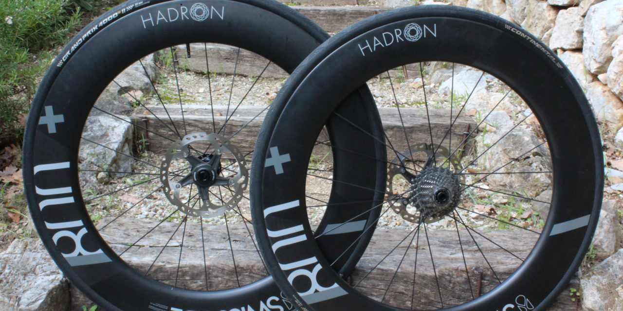 Swiss Side Hadron Classic 800 disc